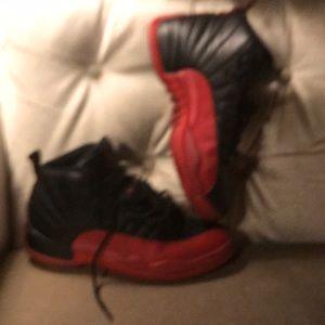 Jordan  Two3 Jumpman 12 Retro BG